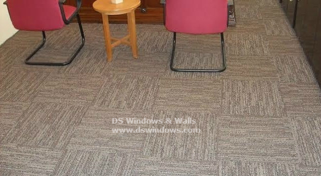 Carpet Tile vs Wall-to-wall Carpet / Broadloom Carpet: Philippines