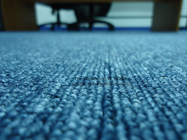 Carpet Tiles: Best Flooring for Offices - Installation at Mandaluyong, Philippines