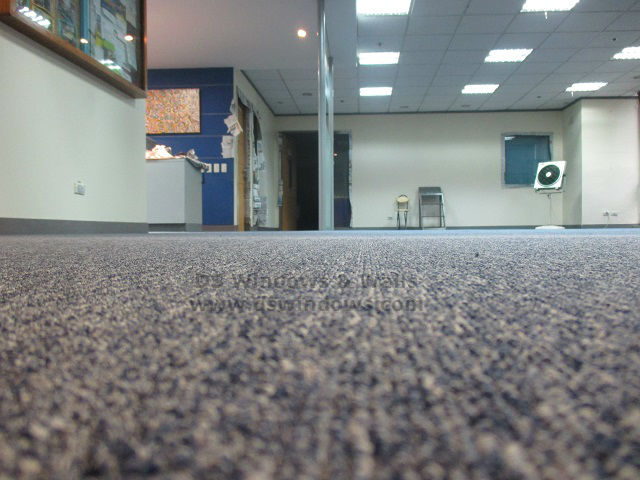 Carpet Roll installed at Makati City, Philippines