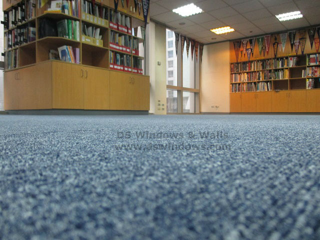 Custom Made Carpet for Office Renovation Ideas - Makati City, Philippines