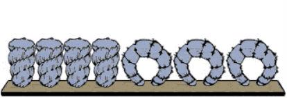 Cut and Loop Pile Carpet