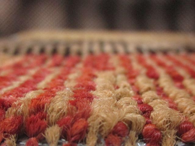 Cut and Loop Pile Carpet Roll