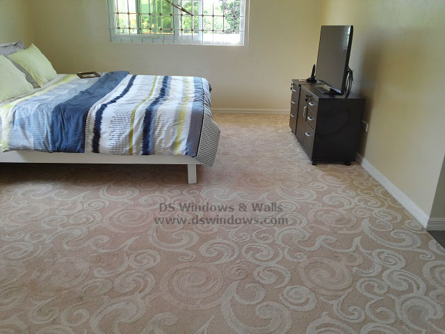 Broadloom Cut Loop Carpet Design for Bedroom - Taguig City
