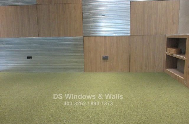 Mossy Grass Carpet For Studios Installed at BGC