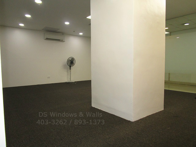 Black Carpet Office Makati Installation
