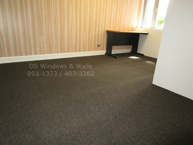 Office Carpet Installation at Makati City