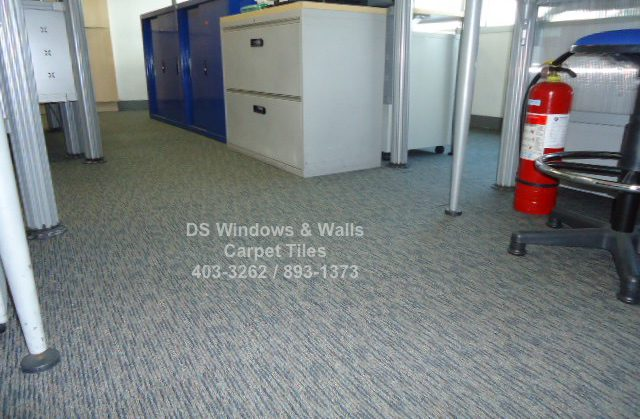 Introducing Lights Carpet Tile - 100% BCF Synthetic Fiber