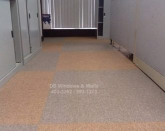 Carpet Flooring Renovation : Ortigas Pasig Project