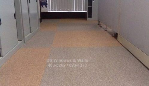 Carpet Flooring Renovation : Ortigas Pasig Project
