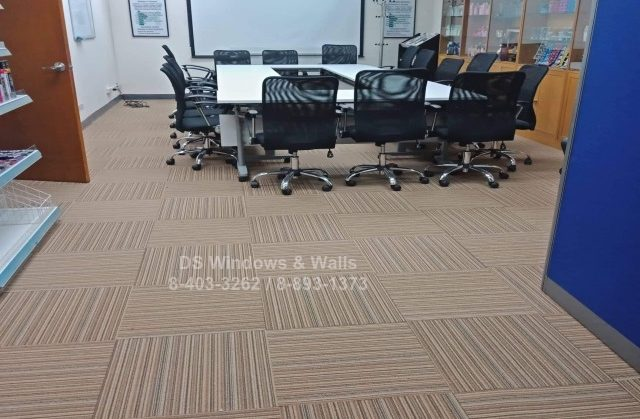 Best Selling Carpet Tile with Design : Axis SQ